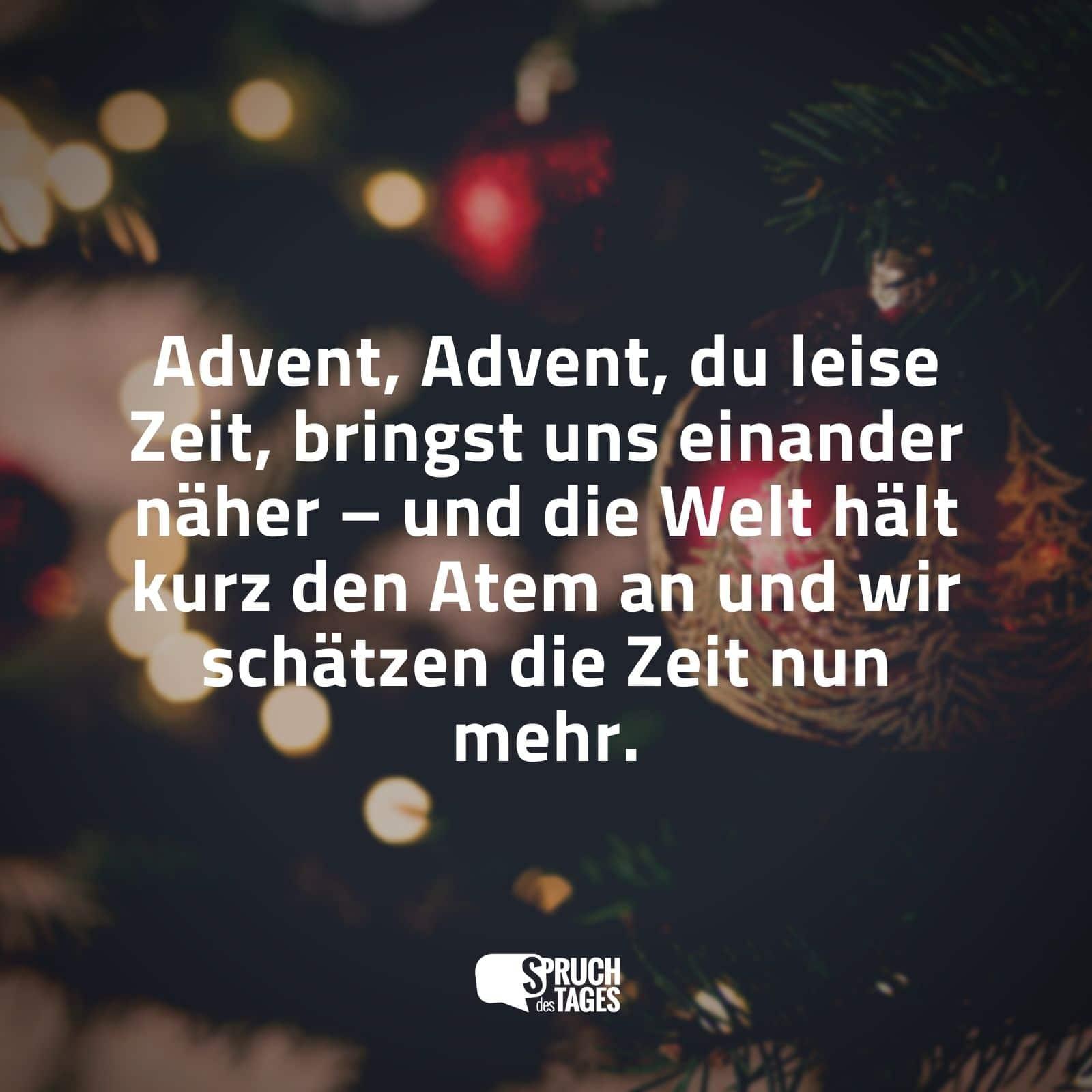 Adventssprüche Die Besten Sprüche Zum Advent