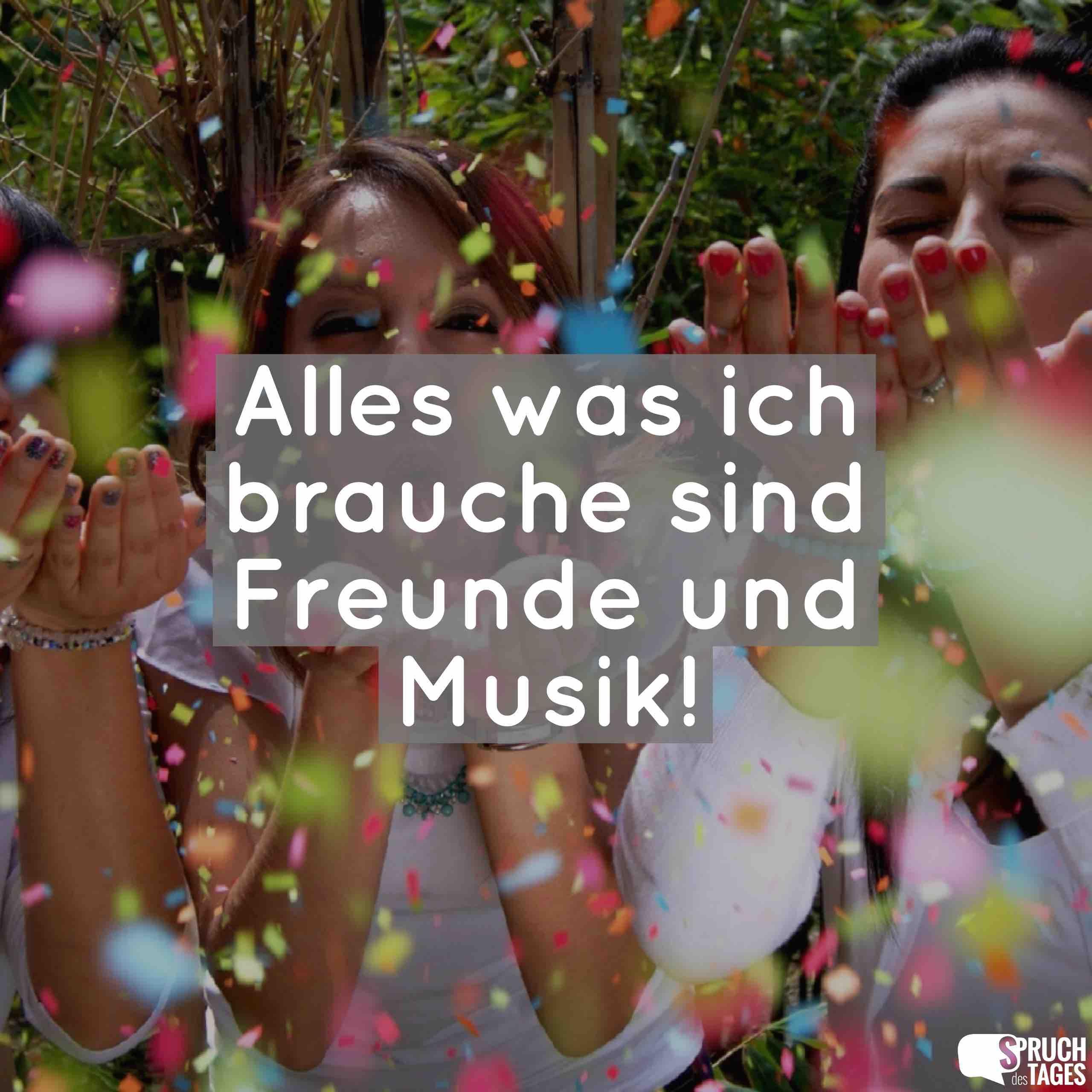 Attraktiv Musik Sprüche Referenz Von