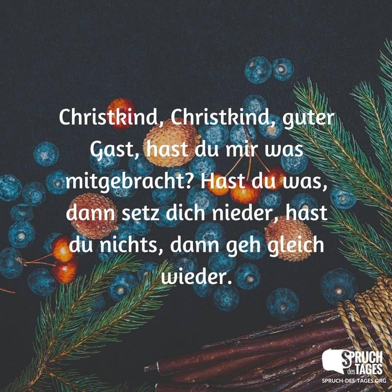 Weihnachtsgrüße Christkind.Weihnachtsgrüße Weihnachtsgedichte Und Weihnachtssprüche Results