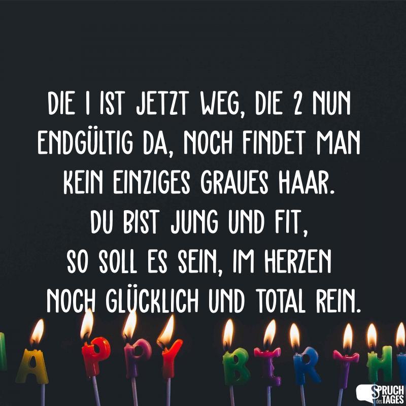 Gedicht erster geburtstag 1. Geburtstag