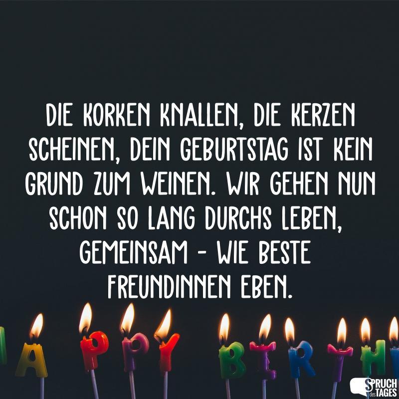 Geburtstag Sms Beste Freundin Glückwünsche Und