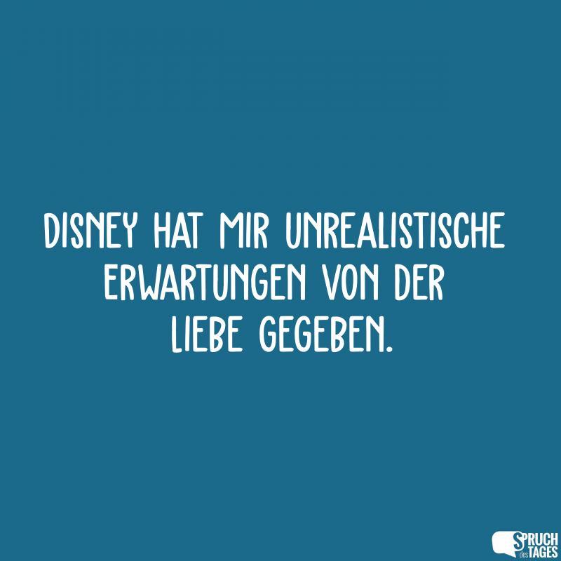 Disney Hat Mir Unrealistische Erwartungen Von Der Liebe Gegeben
