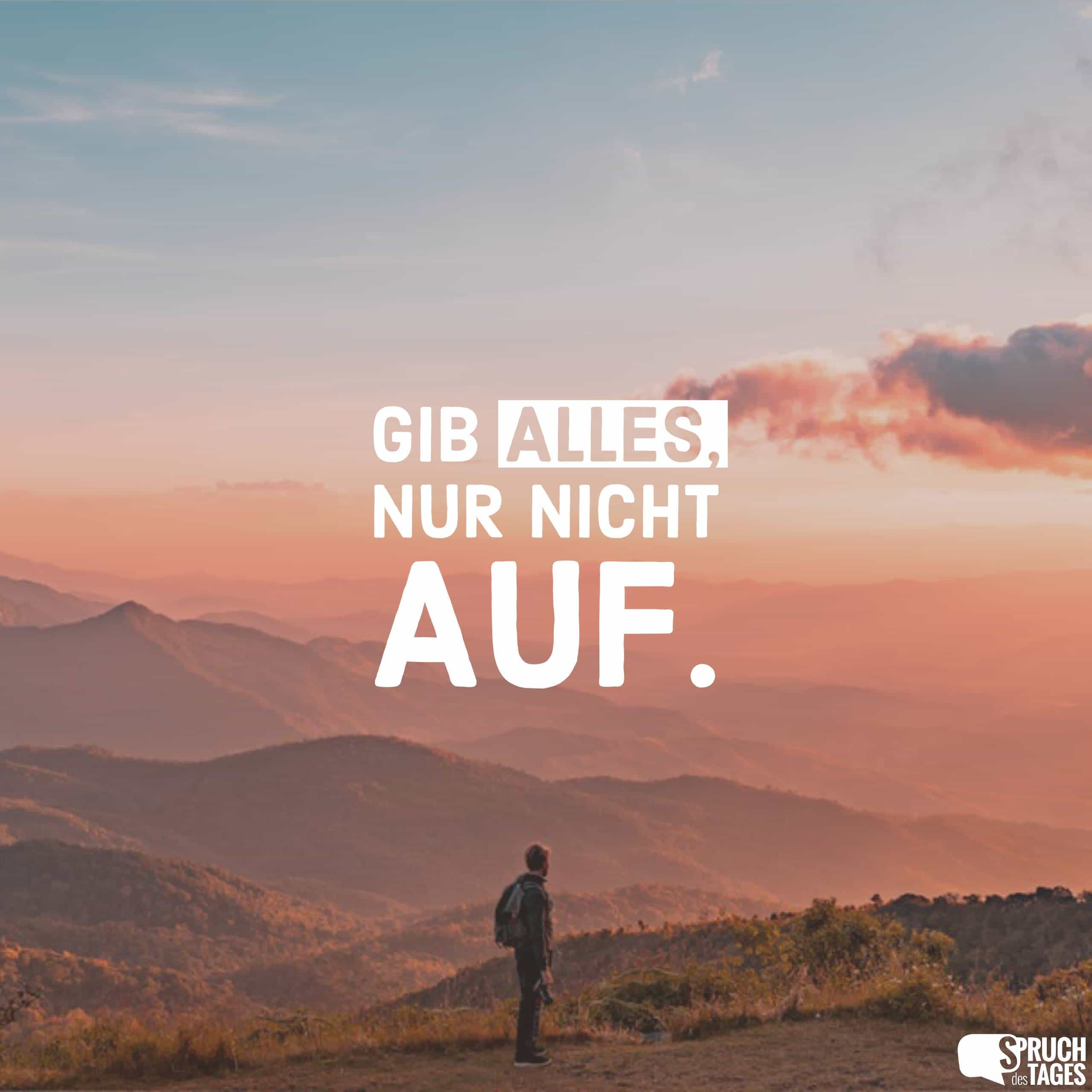 night auf deutsch