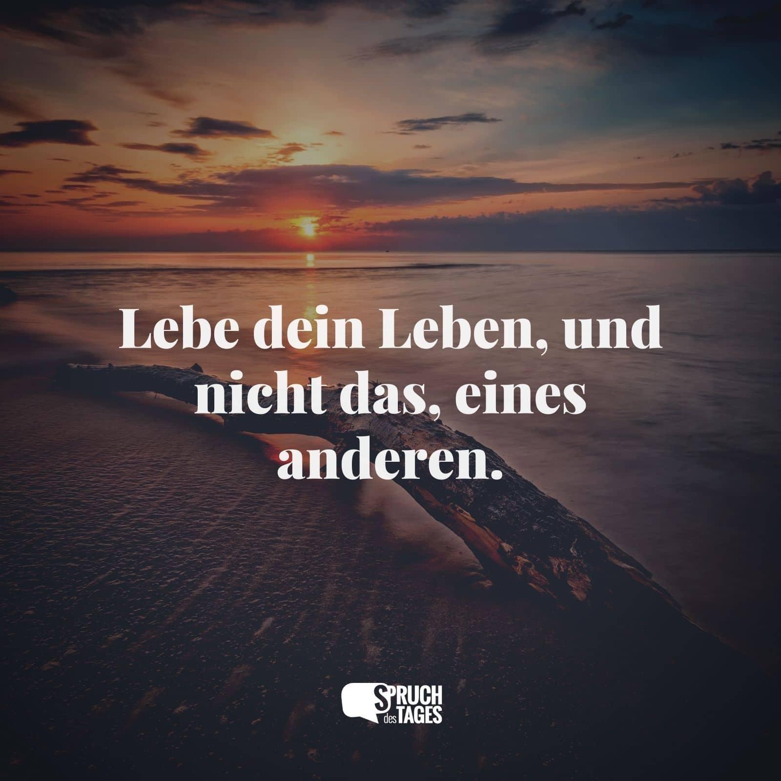 Lebe Dein Leben Lustige Bilder Sprüche Leben 2019 10 20
