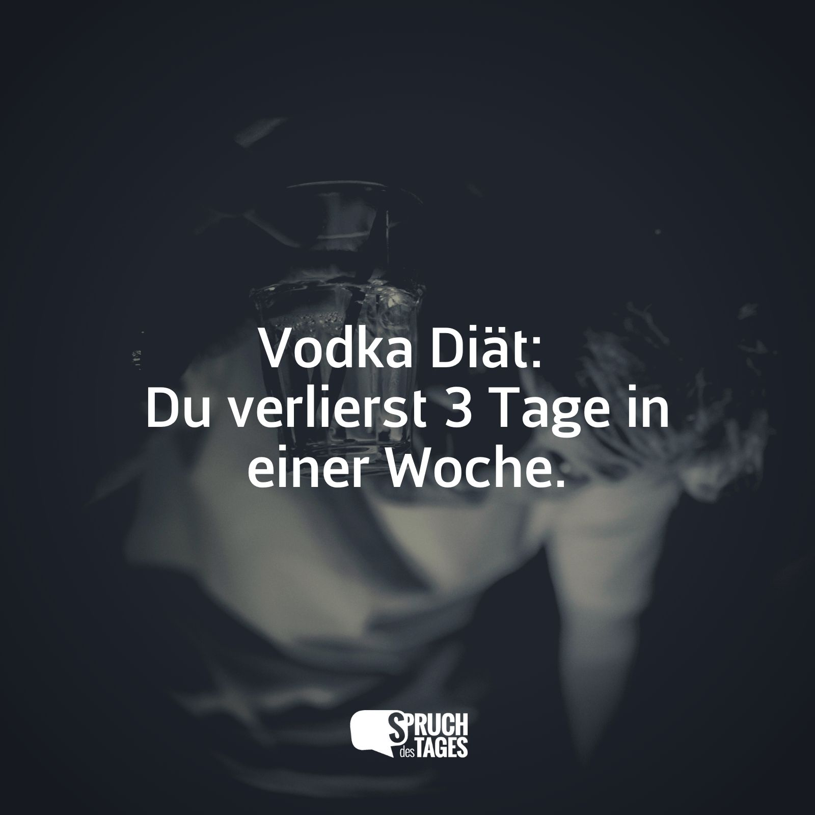Vodka Diat Du Verlierst 3 Tage In Einer Woche