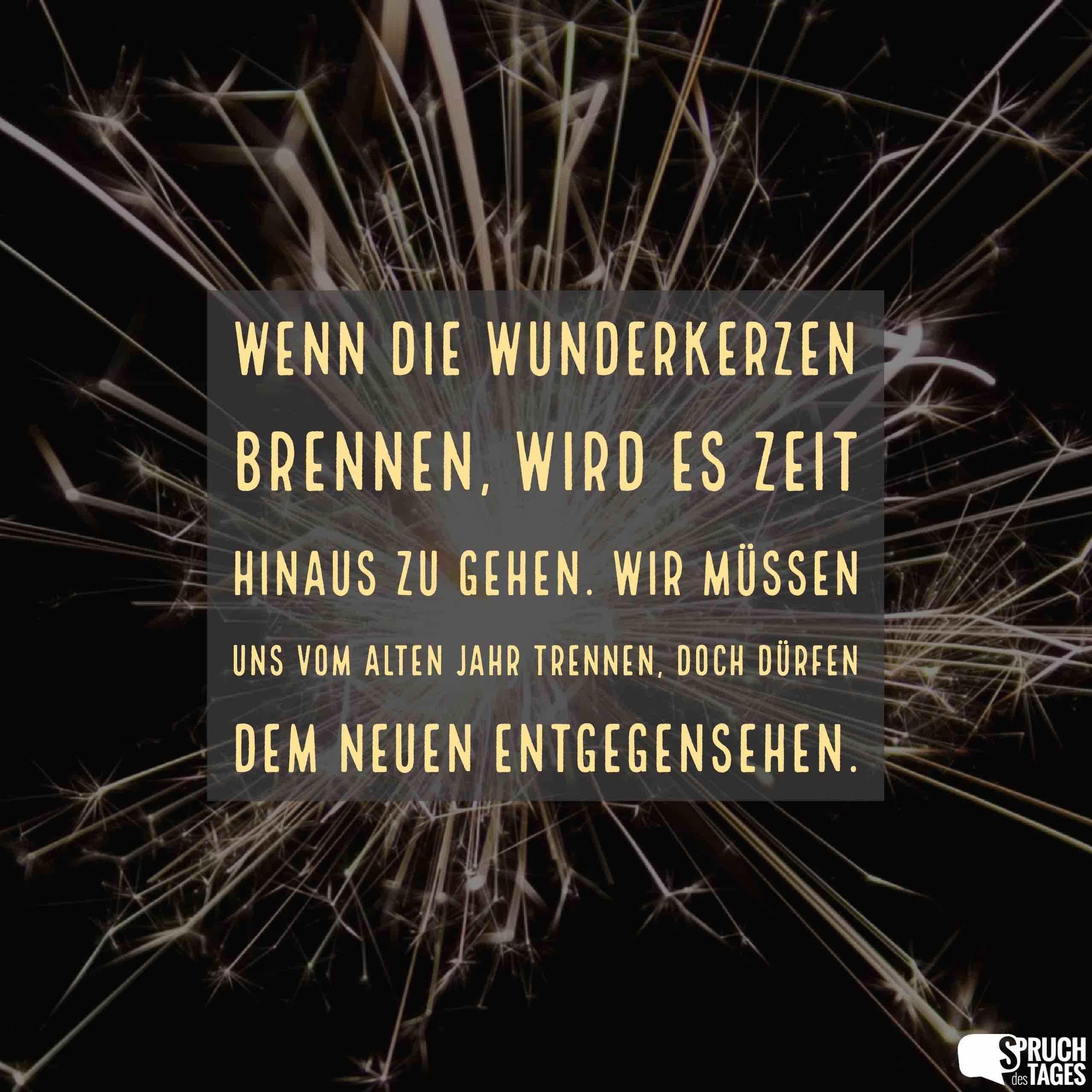 Silvestersprüche und Neujahrssprüche - Wünsche, Grüße und Gedichte