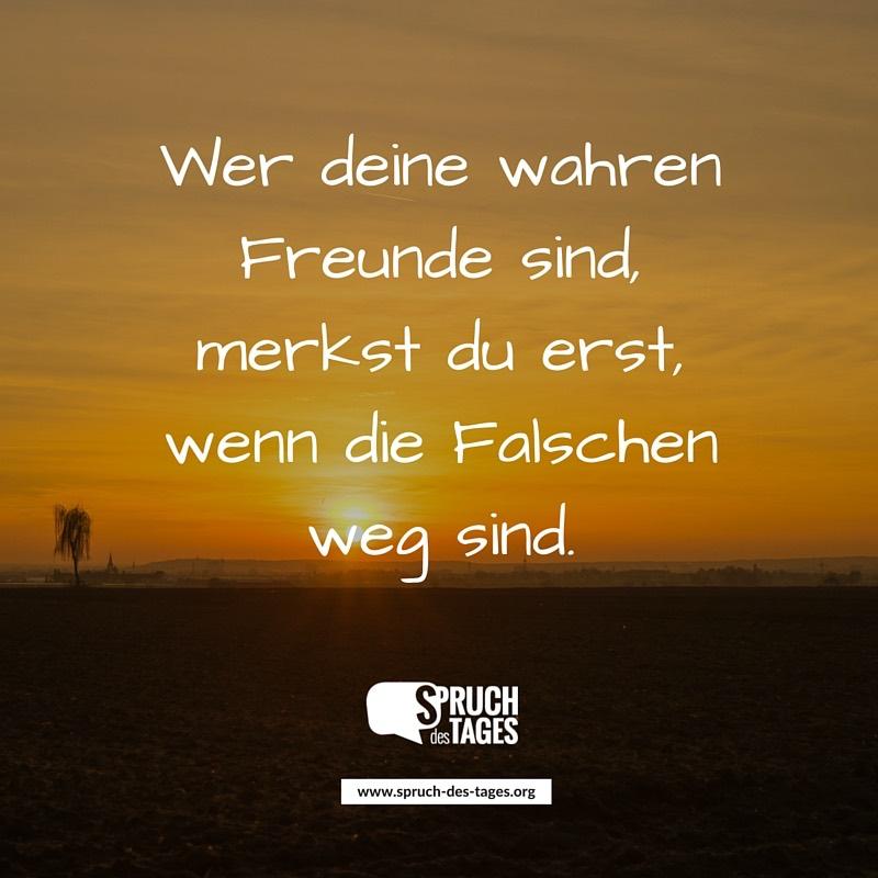 sprüche wahre freunde Wer deine wahren Freunde sind, merkst du erst, wenn die Falschen  sprüche wahre freunde