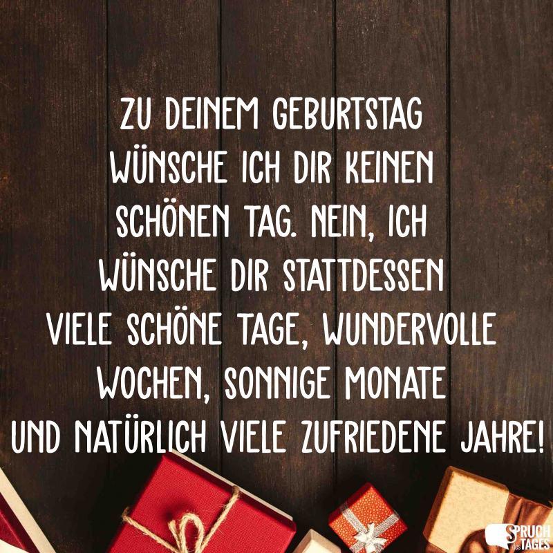 Geburtstag sprüche 50 bilder Alles Gute